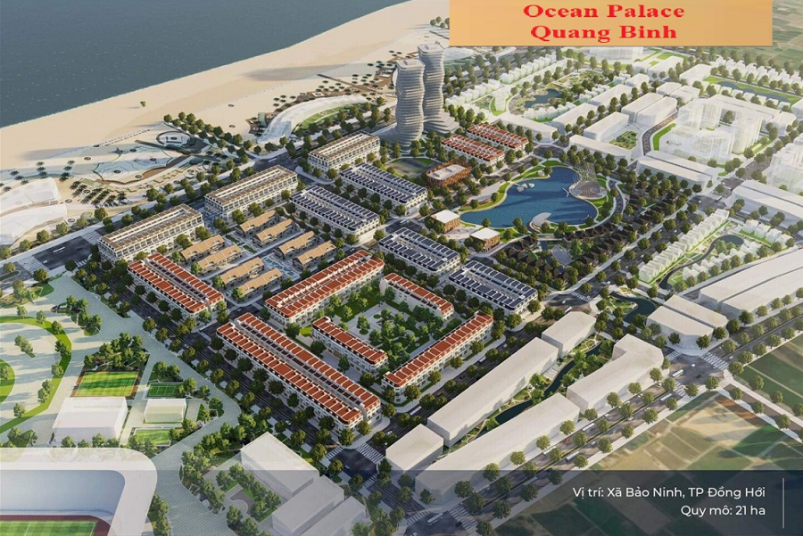 Ocean Palace Quang Binh 2 - Ocean Palace