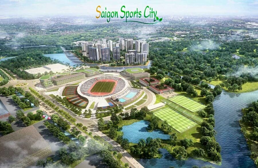 SaiGon Sport City - SaiGon Sport City