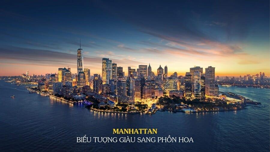 The Grand Manhattan - The Grand Manhattan