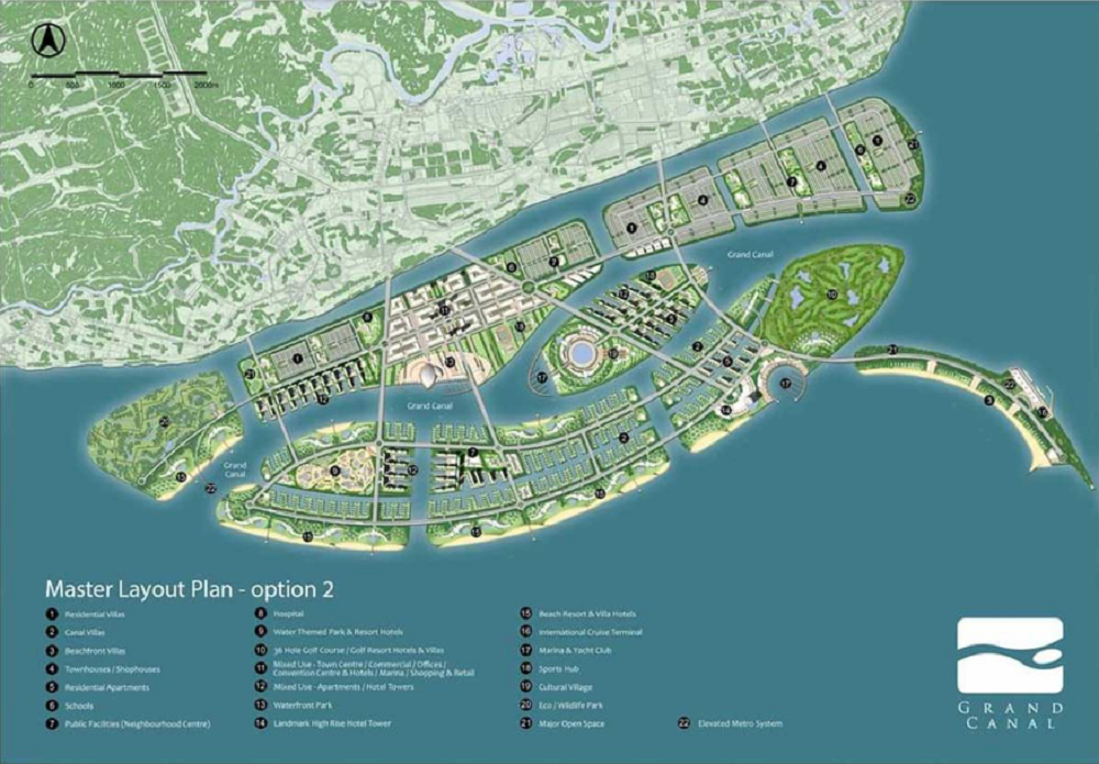 Du an Khu do thi du lich lan bien Can Gio 10 - Dự án Khu Đô Thị Du Lịch Lấn Biển Cần Giờ