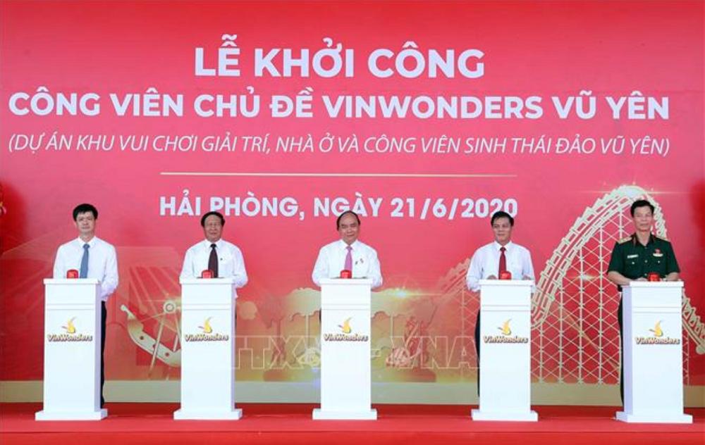 VinWonders Vũ Yên