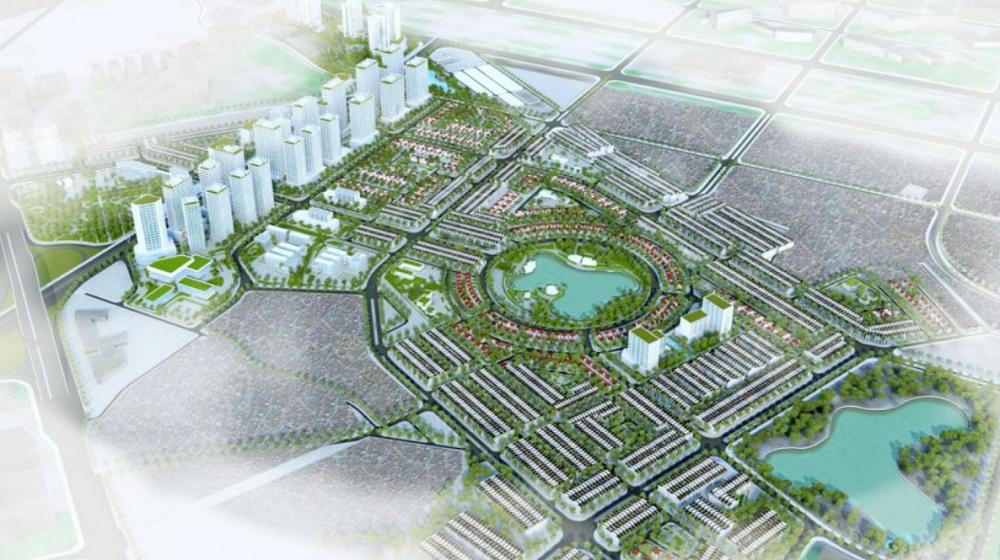 Khám phá không gian Dự án Biệt thự nhà phố và biệt thự Hinode Royal Park