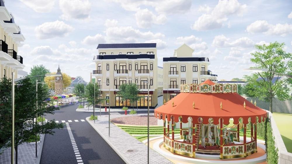 Đất nền nhà phố và biệt thự J Dragon Long An siêu dự án giữa lòng đô thị