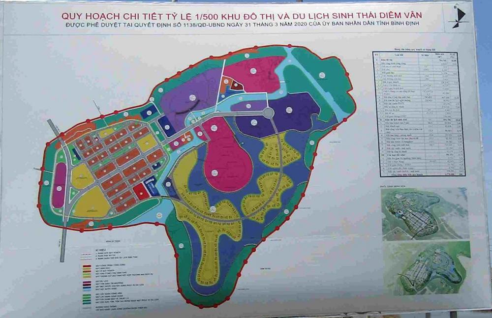 Dự án khu đô thị và du lịch sinh thái Diêm Vân