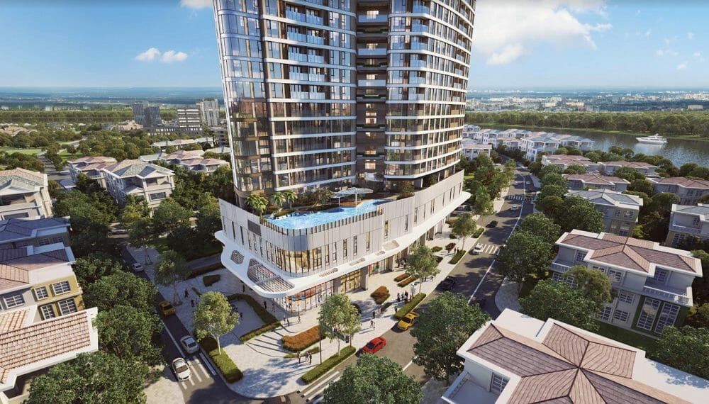 Thảo Điền Green Towers
