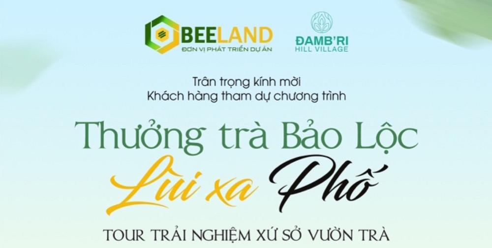 Đambri Hill Village Lâm Đồng  thoải mái tối đa khu công viên