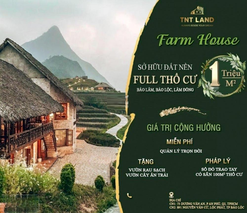Farm house Lộc Đức