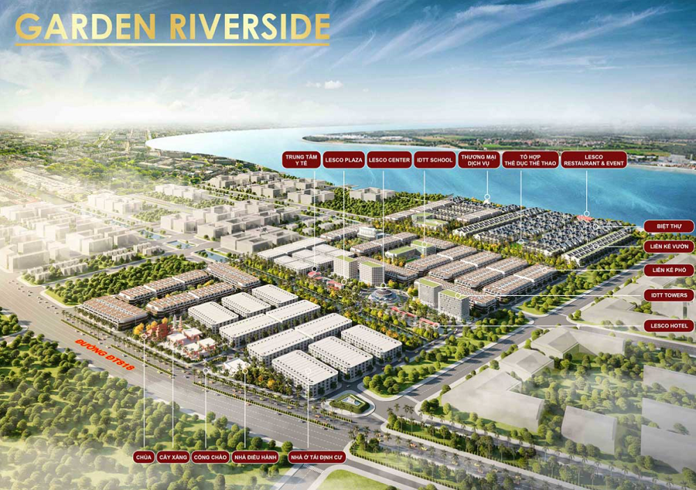 Garden Riverside