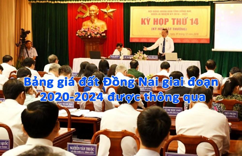 Bang Gia Dat Tinh Dong Nai - Bảng Giá Đất Tỉnh Đồng Nai