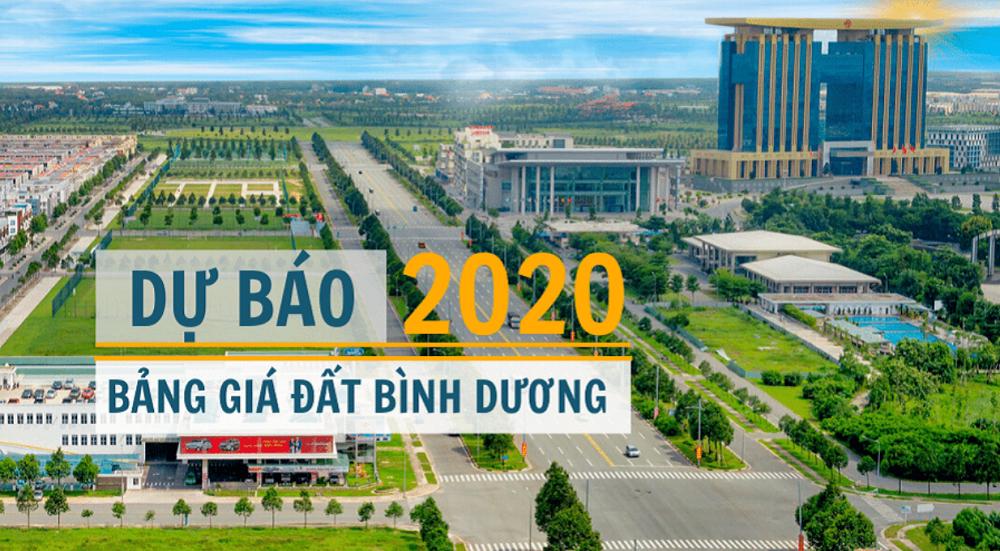 Bang gia dat Binh Duong - Bảng Giá Đất Bình Dương