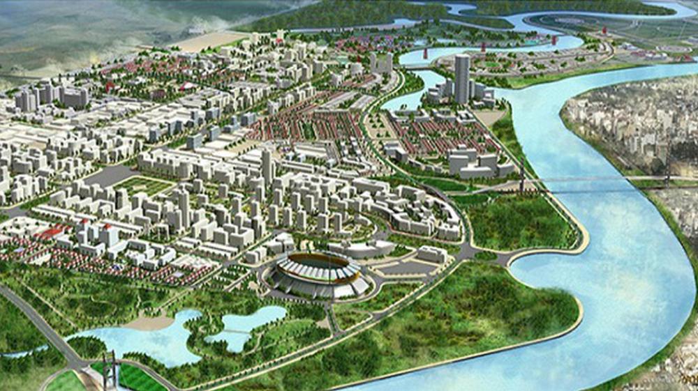 Khu do thi Bac Song Cau 1 - Khu Đô Thị Bắc Sông Cầu