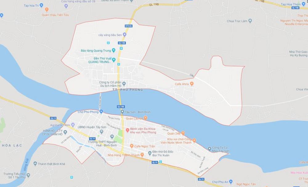 Khu do thi phia Nam Quoc lo 19 1 - Khu Đô Thị Phía Nam Quốc Lộ 19