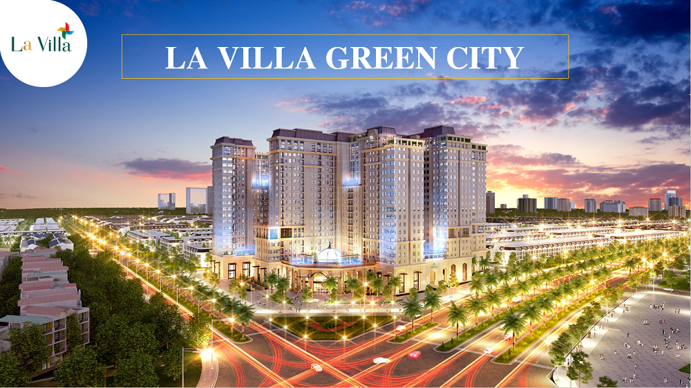 La villa Green City 1 - La villa Green City