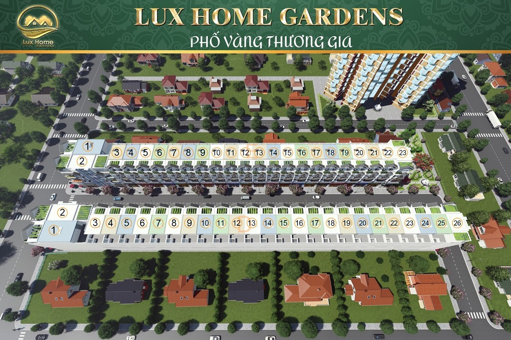 Lux Home Gardens 1 - Lux Home Gardens