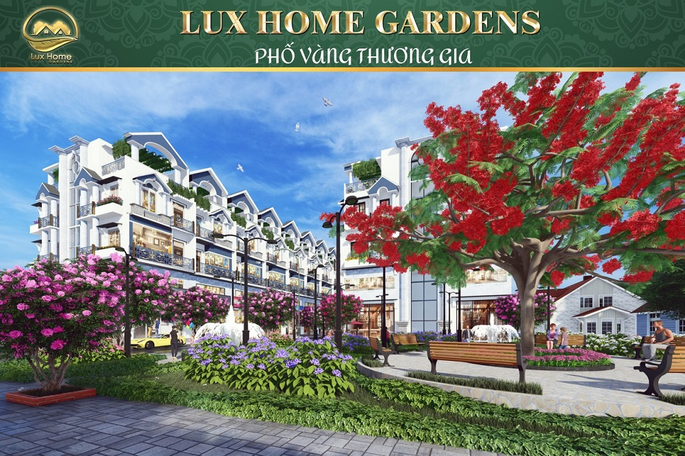Lux Home Gardens