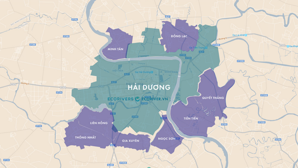 Bang Gia Dat Hai Duong - Bảng Giá Đất Hải Dương