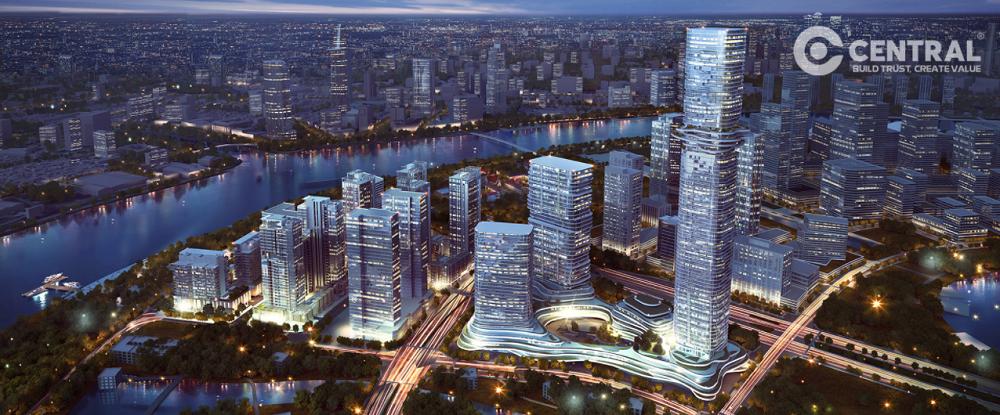 Central - Nhà thầu xây dựng Astral City là ai?