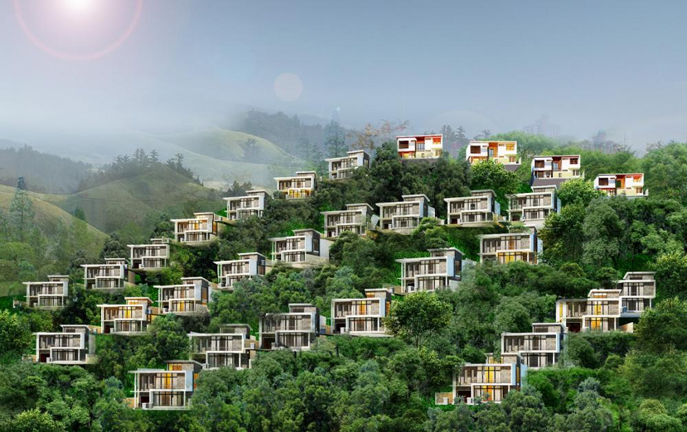 Sky Hills Bảo Lộc banner