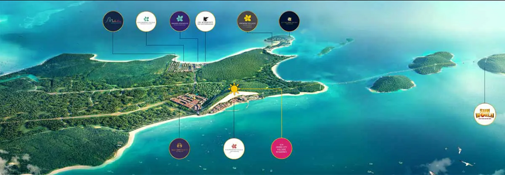Mở bán đợt cuối tháp căn hộ cao nhất khu căn hộ chung cư Sun Grand City Hillside Residence phía Nam Đảo Ngọc Phú Quốc
