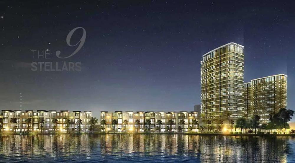 Khi nào ra mắt dự án căn hộ chung cư The 9 Stellars Bến xe miền Đông