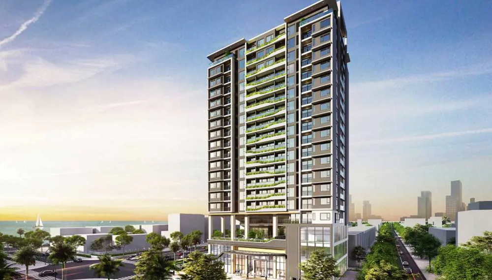 Aria Mui Ne Luxury Apartment 1 - Aria Mũi Né Luxury Apartment