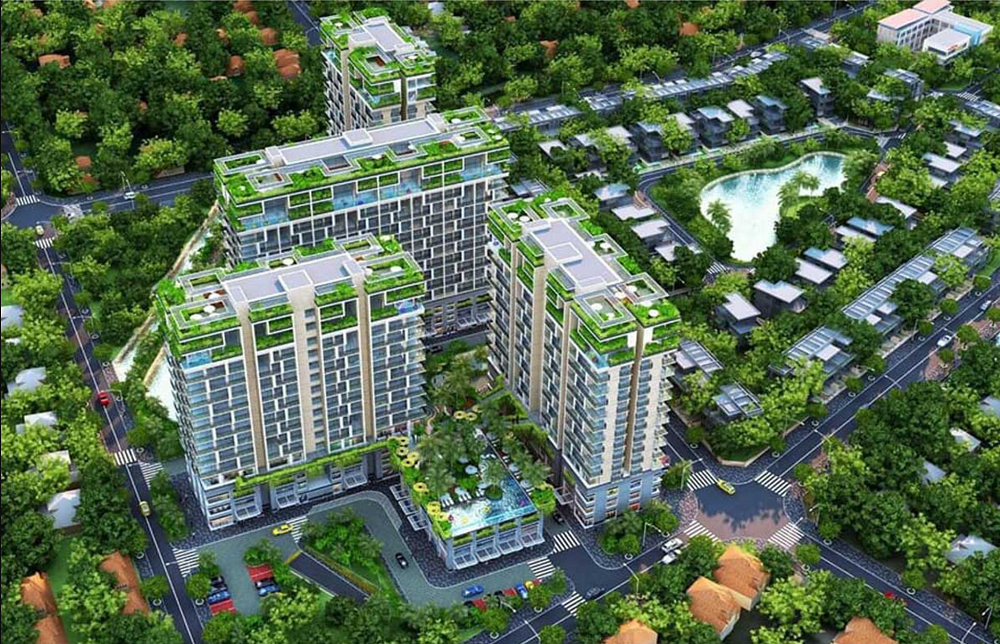 Dragon Sky View 1 - Dragon Sky View