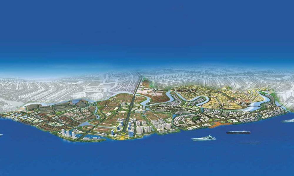 Du an Izumi City 11 - Izumi City
