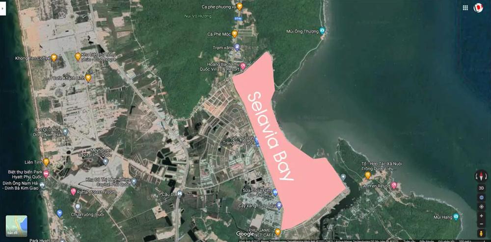 Selavia Bay Kiên Giang nhôm kính cao cấp sự khác biệt