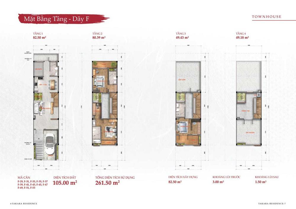 Takara Residence 19 - Takara Residence