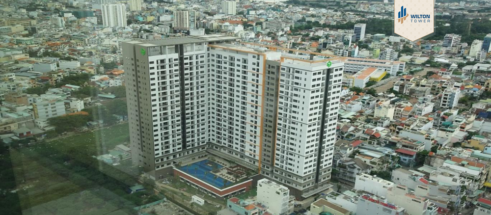 Wilton Tower 1 - Wilton Tower