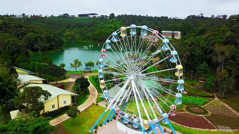 Gems Paradise Bảo Lộc