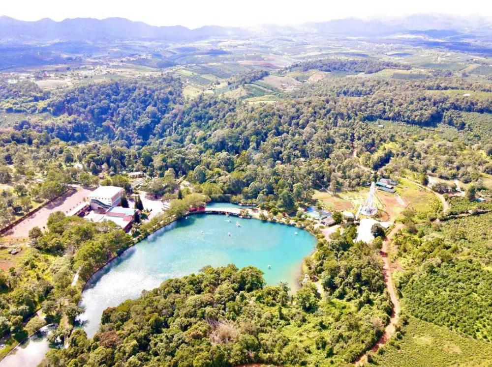 Biệt thự Bảo Lộc New City Đại Lào đảm bảo riêng biệt giá ưu đãi