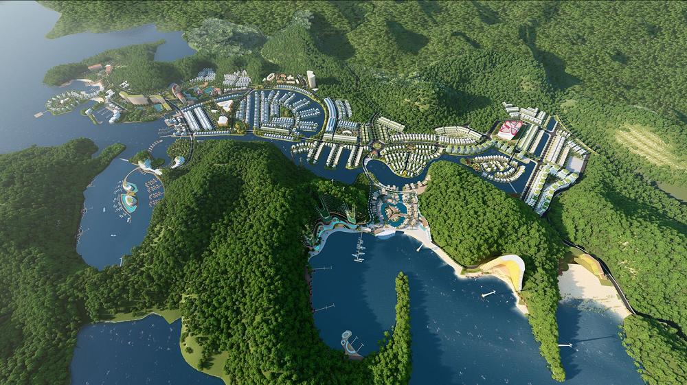 Dự án đất nền Cát Bà Amatina Hải Phòng tạo nên cuộc sống nhiều giá trị cho cư dân