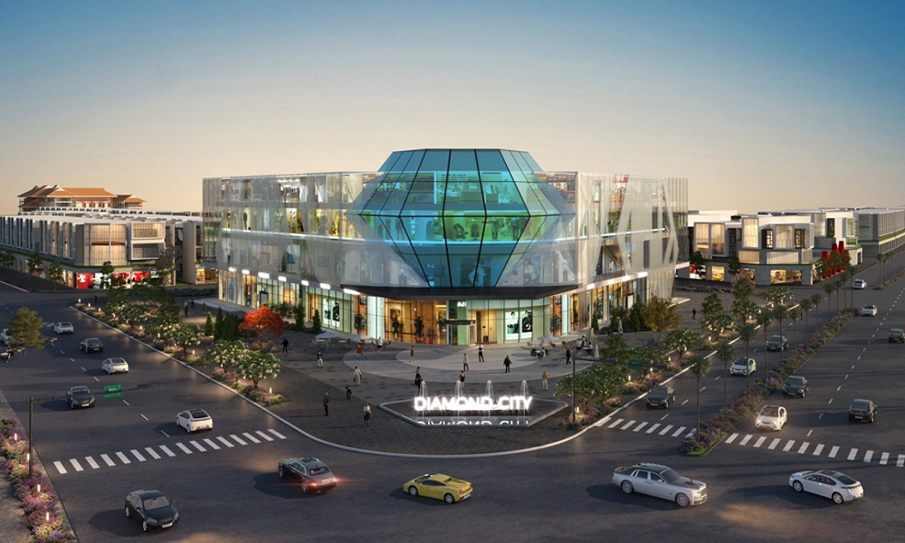 Diamond City Lộc Ninh