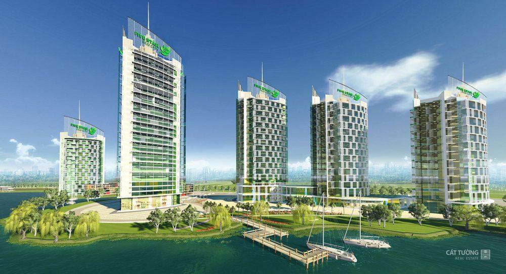 Nhà đầu tư thấy gì từ Five Star Eco City Đinh Đức Thiện