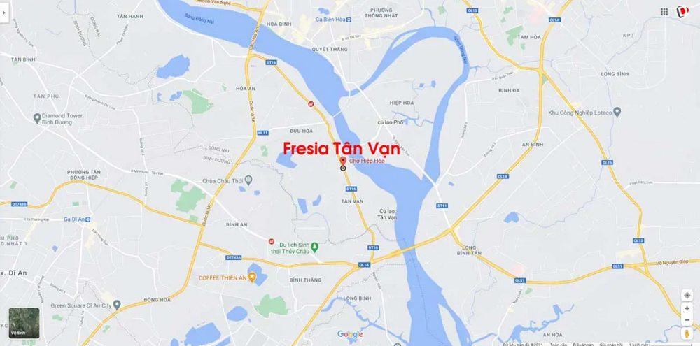 Căn hộ dự án Fresia Tân Vạn Đường Bùi Hữu Nghĩa: Xu hướng đầu tư Siêu lợi nhuận
