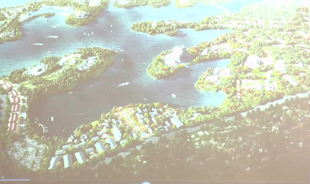 Khu Đô Thị Du Lịch Sinh Thái Hồ Đắk R'Tíh  dự án Nhà phố cảm giác tươi mới gần trung tâm