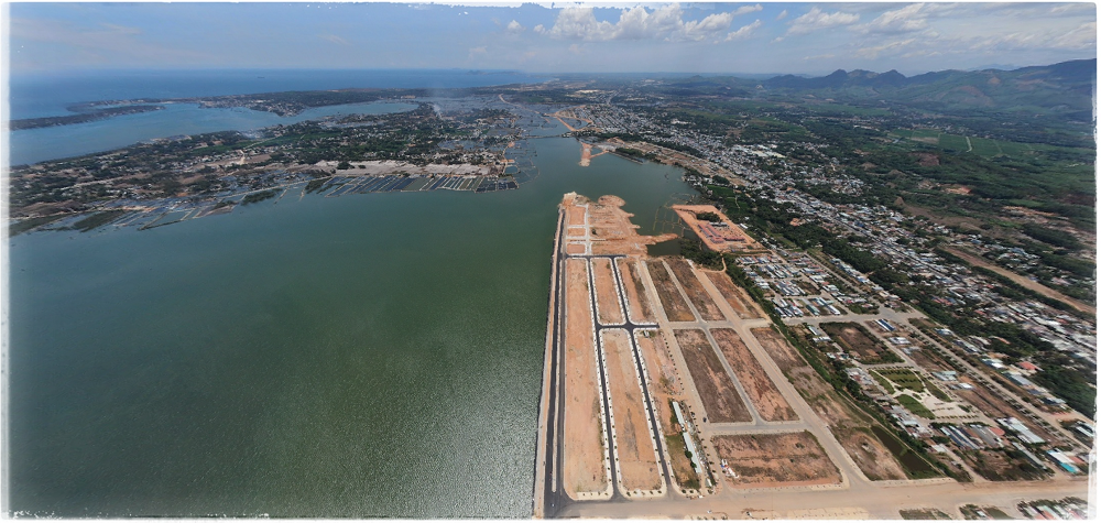 Khu dự án Vịnh An Hòa City chất lượng hoàn mỹ khu trung tâm