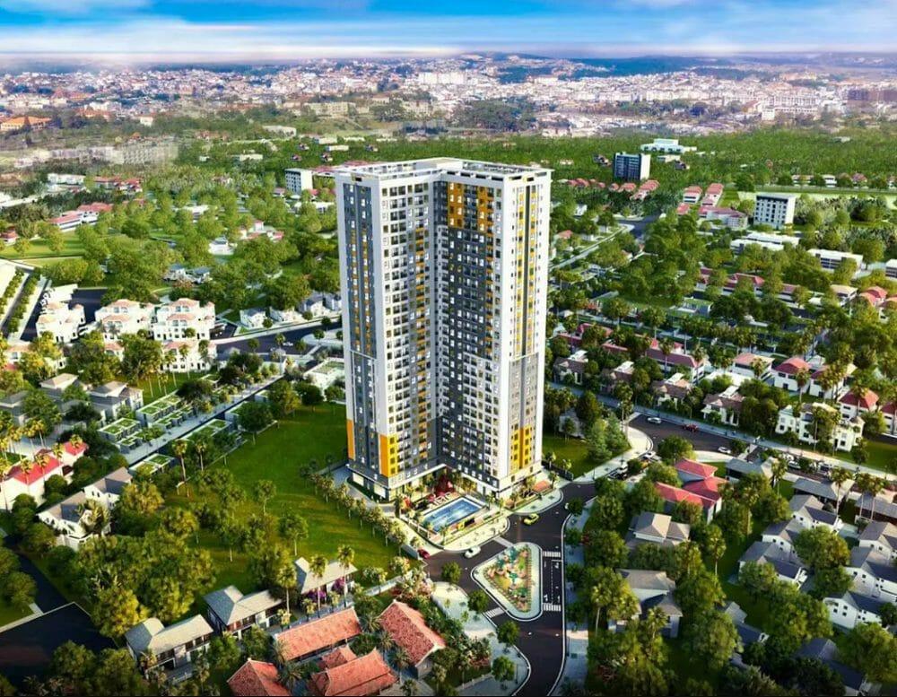 Dự án căn hộ chung cư cao cấp Bcons Sala – dự án nối bước thành công của