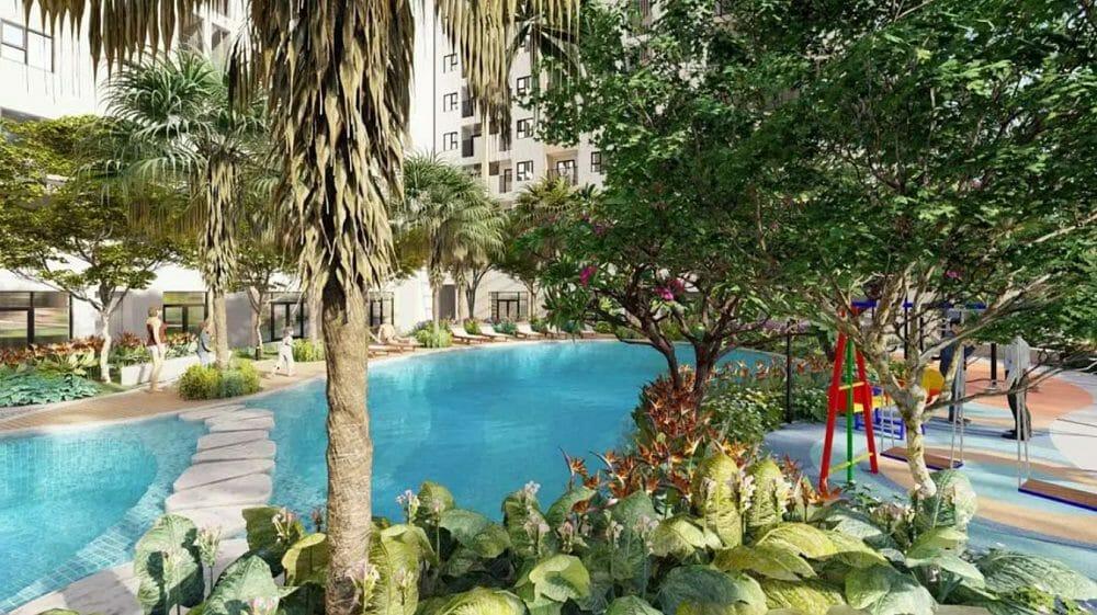 Dự án căn hộ chung cư Tecco Felice Homes An Phú Land Những giá trị xứng tầm chủ nhân