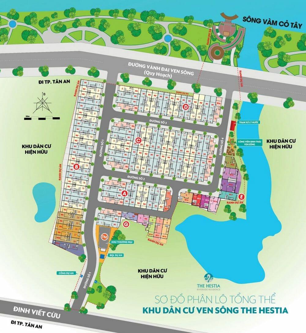 Taka Garden Riverside Homes Nhà phố tầm nhìn mở rộng mang niềm tin