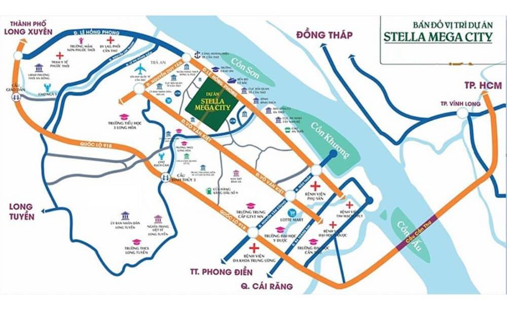 The Ambi - Stella Mega City