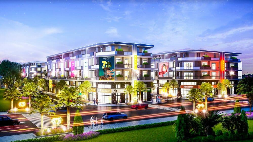 Khu dự án Long Phát Residence sáng tạo tương lai lợi nhuận cao