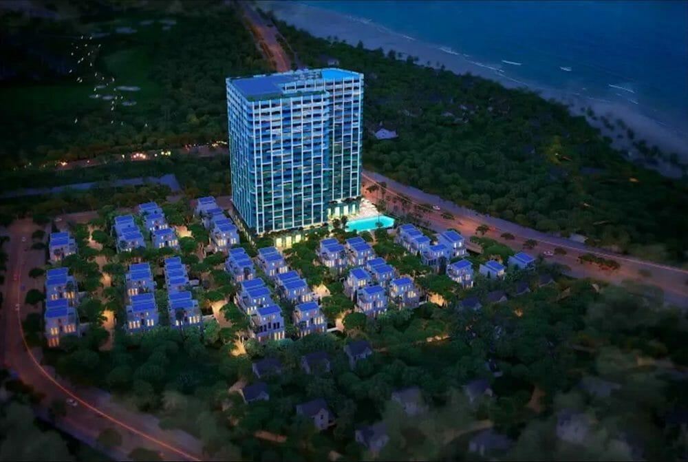 Thiết kế đẳng cấp từ căn hộ tại dự án  Casa Marina Mũi Né Phường Phú Hài