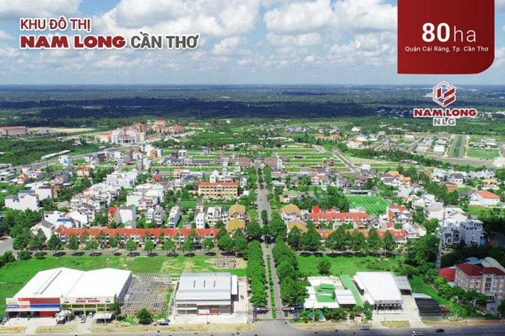 Dự án đất nền nhà phố và biệt thự Biệt thự Nam Long Central Lake – Lợi thế liên kết vùng thuận tiện, tiện ích đa dạng