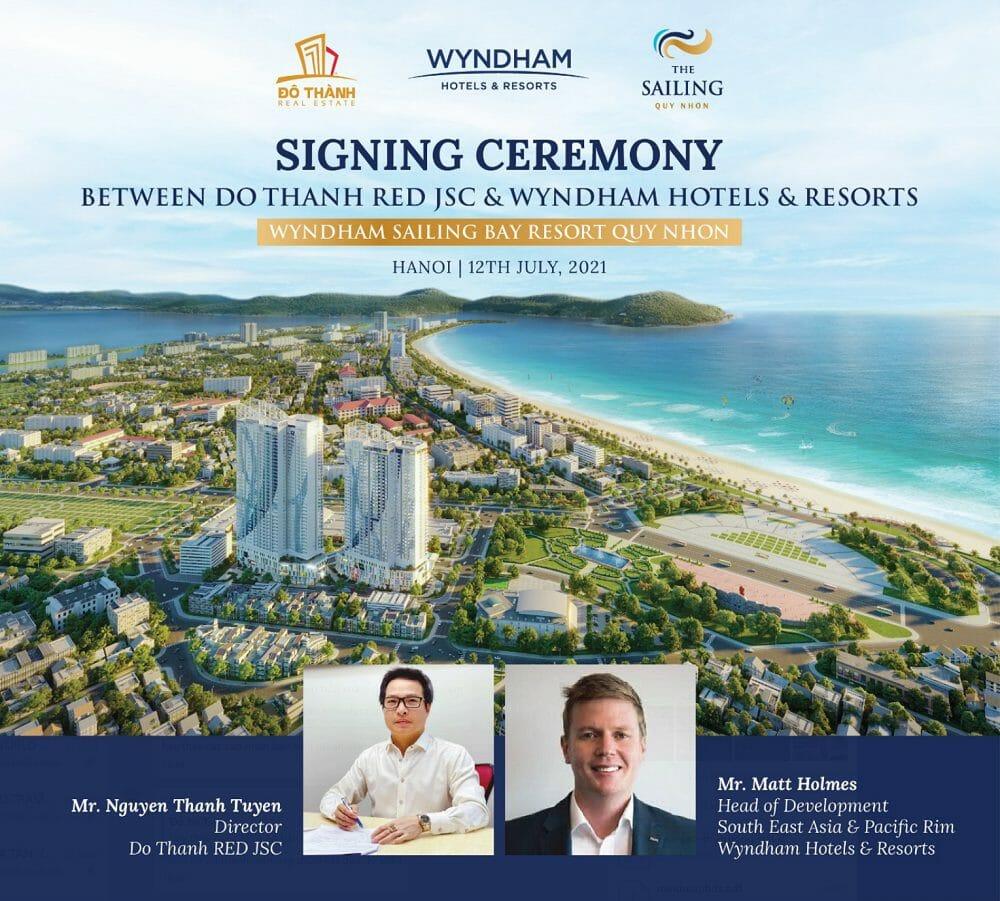 Wyndham Sailing Bay Resort