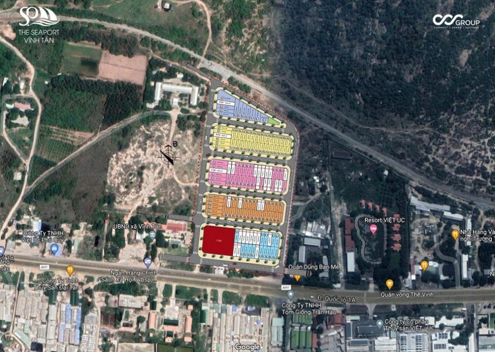 Biệt thự The SeaPort Vĩnh Tân là thiên đường xanh ngay trung tâm Bình Thuận
